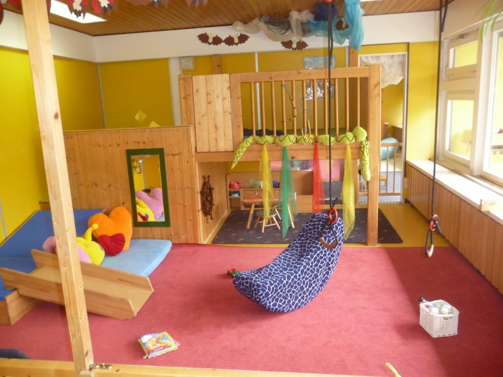 Krippe Städtische Kindertagesstätte Auf Dem Universitätsgelände